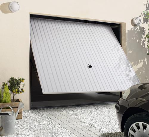Garagedeuren en kanteldeuren: Ecogaragedeuren